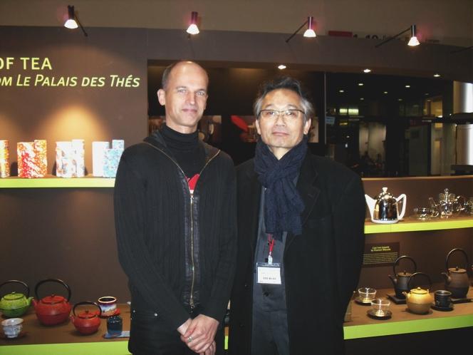 Hisanori Masuda, teapot designer