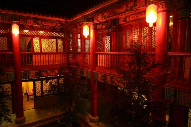 Tea houses are flourishing in China