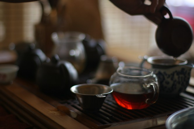 Gong Fu Cha is the way to prepare tea in China