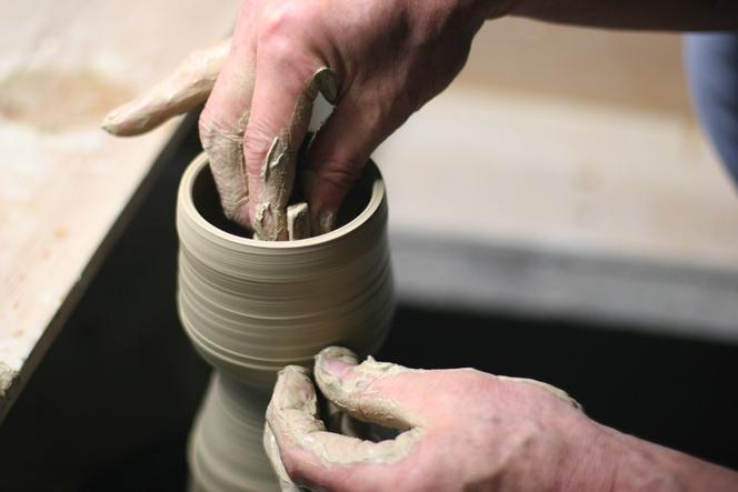 Raku : a technique used to make tea bowls