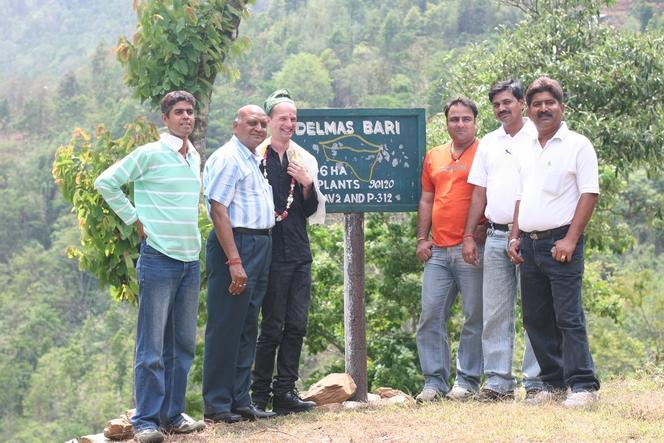 """""""Delmas Bari"""" : a tea plantation named after me"""