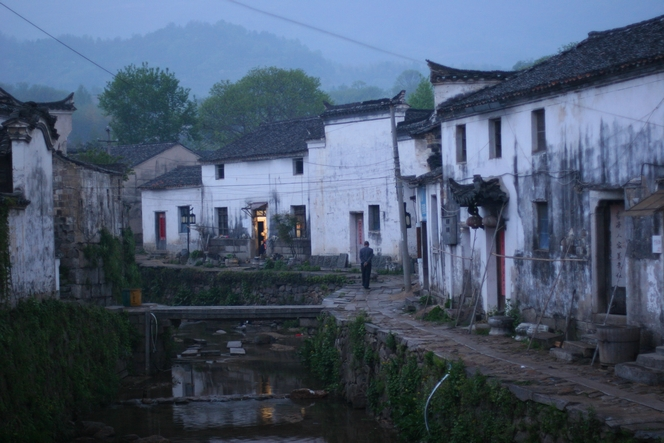 Zhaji : a hamlet that has kept its soul