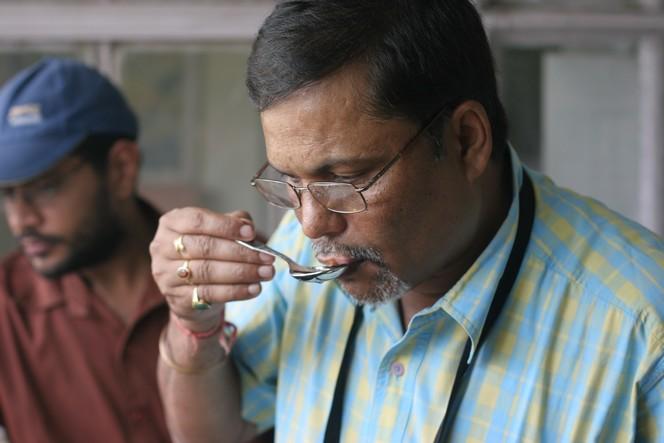 Tasting tea is like tasting wine