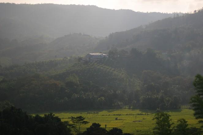 Magnificent Sri Lankan landscape