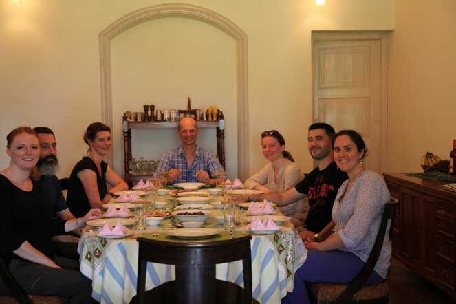 The Palais des Thés team discovers the plantations of Darjeeling