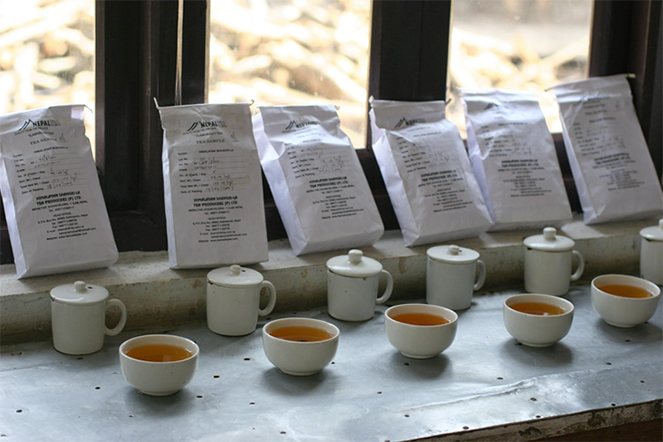 "Two ""grand cru"" teas from Nepal to try soon: Mist Valley and Sandakphu"