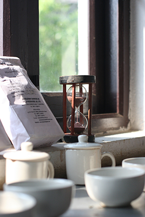 Infusion time for first-flush Darjeelings