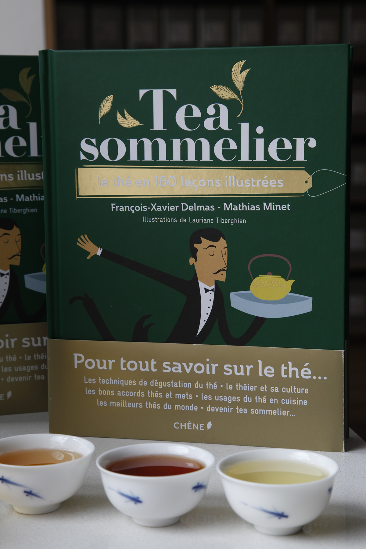 """Tea sommelier"", the book"