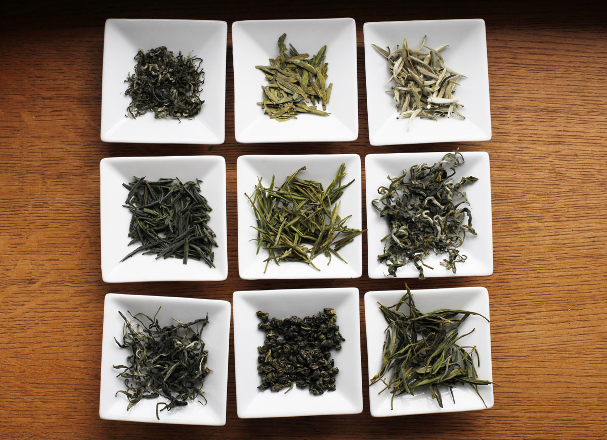 New-season Chinese teas: an incomparable variety