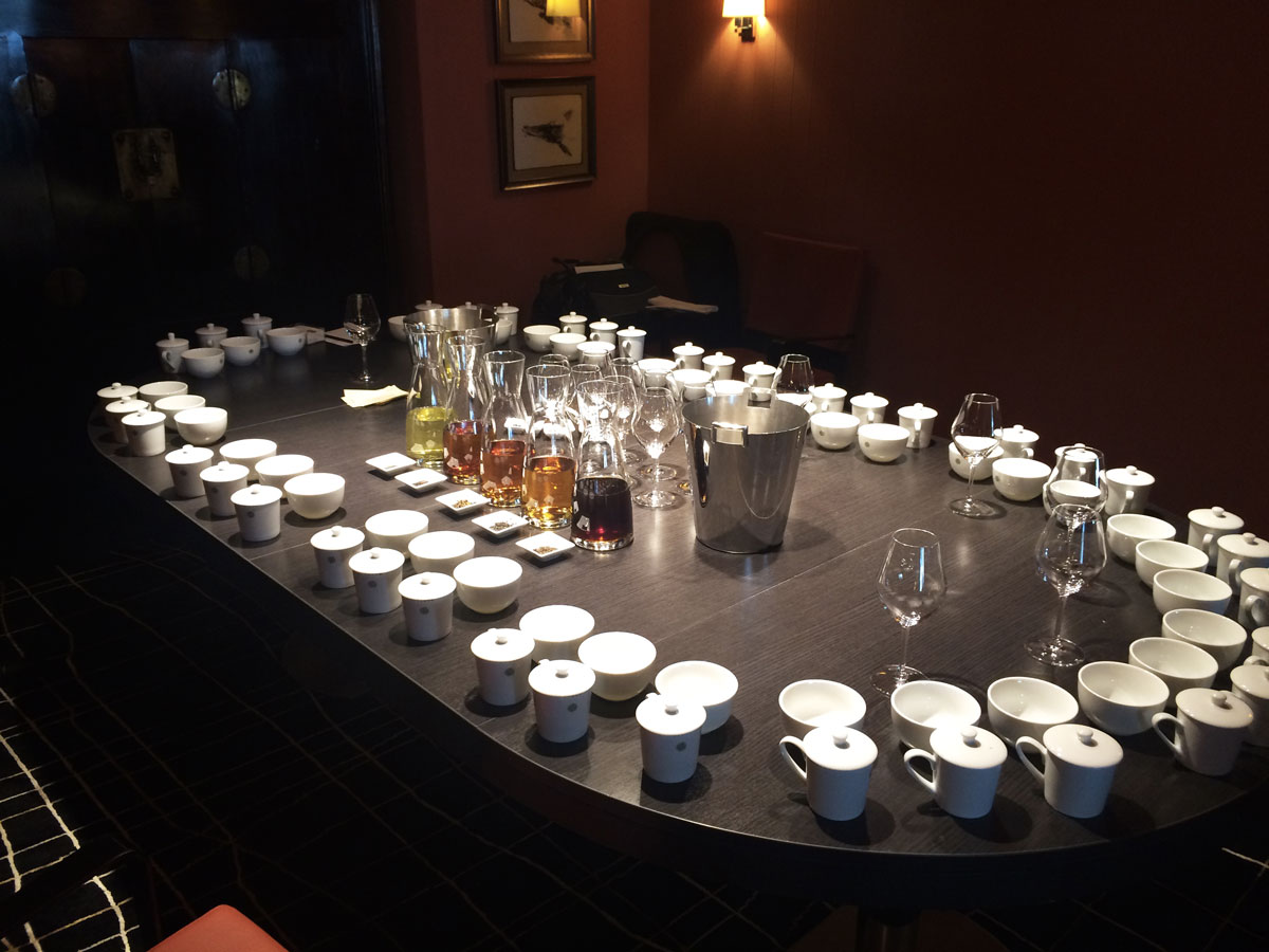 Preparing for a successful tasting
