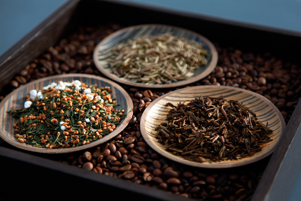 What tea should you serve a coffee-drinker?