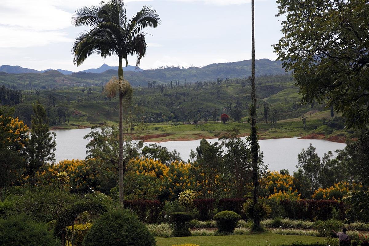 Around Maskeliya Lake