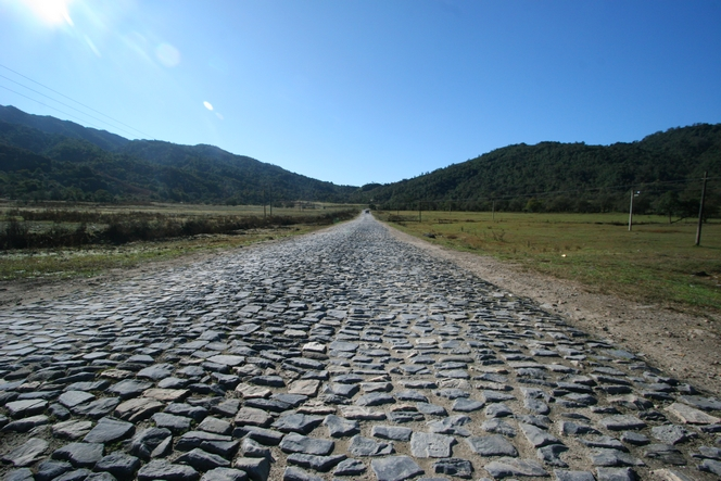 The long road to the Pu Er plantations