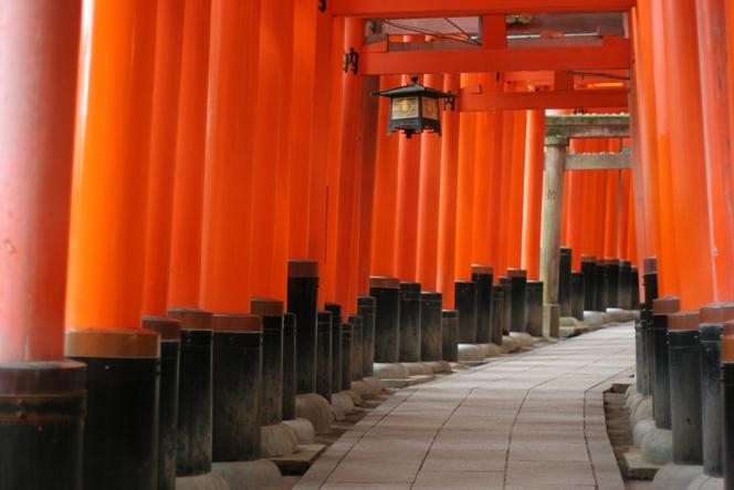 """Fushimi Inari-Taisha"" sanctuary, Kyoto"