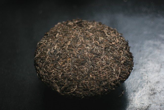 Pu Erh used to be known as a Tribute tea
