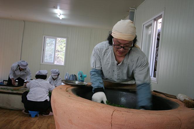Jukro, a fine and rare tea from Korea
