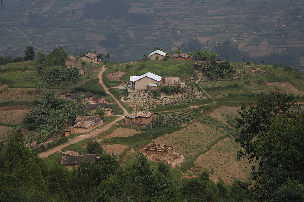 Taking a walk in Rwanda