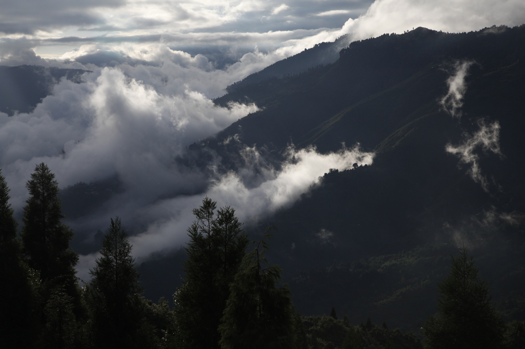 "Darjeeling, the ""Land of Storms"""