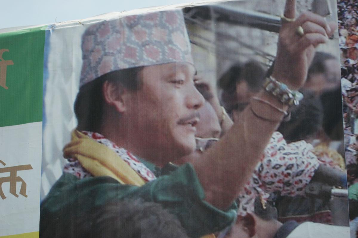 Tension in Darjeeling