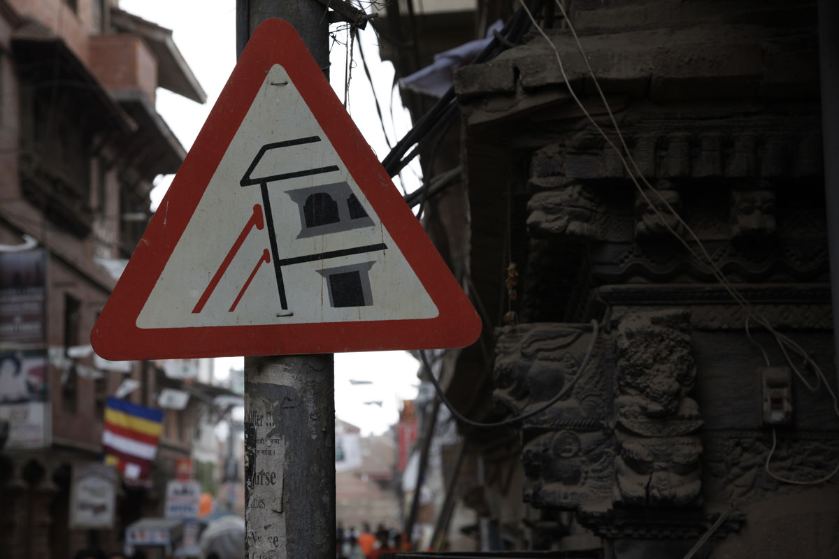 Nepal is still waiting to be rebuilt